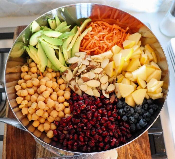 The Ultimate Antioxidant Detox Salad