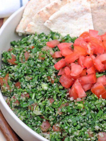 Tabbouleh Salad (Tabouli)